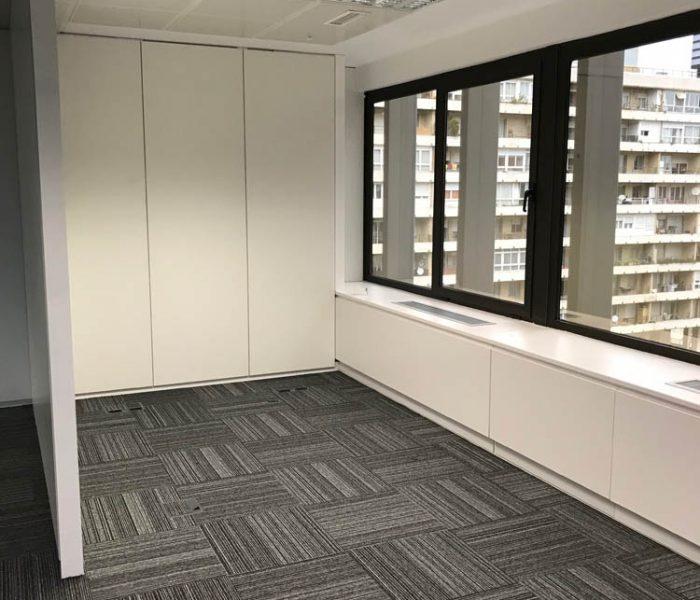 diseño de oficinas para Medius Collection- imagen 1D- Office Design