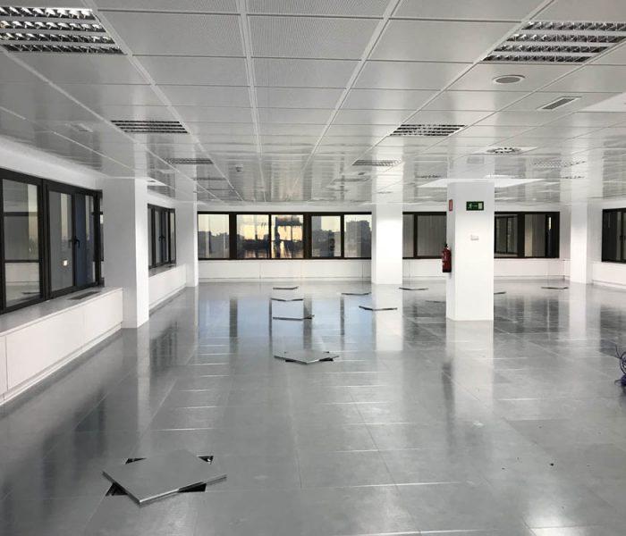 diseño de oficinas para Medius Collection- imagen 1B- Office Design