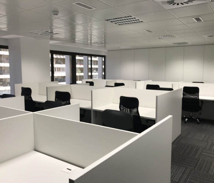 diseño de oficinas para Medius Collection- imagen 3- Office Design