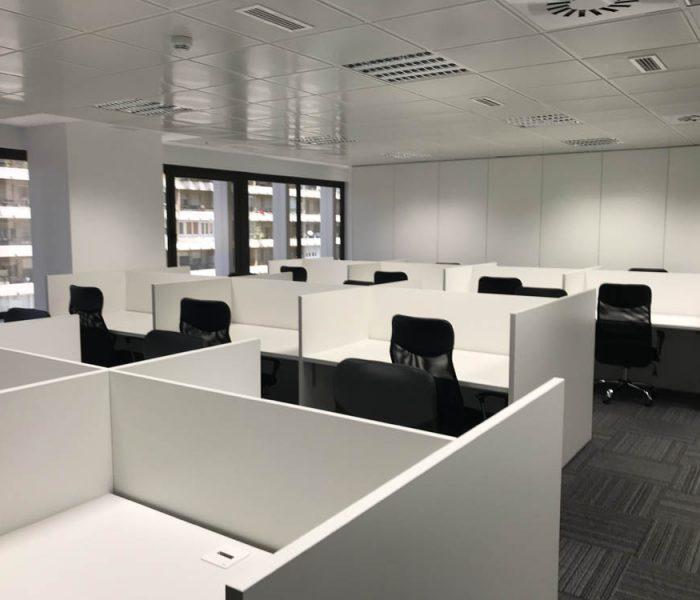 diseño de oficinas para Medius Collection- imagen 3- Office Design