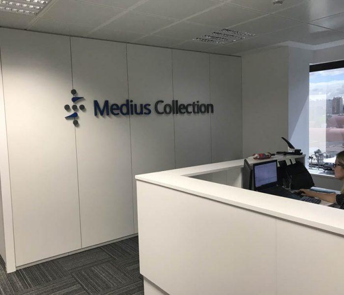diseño de oficinas para Medius Collection- imagen 2- Office Design