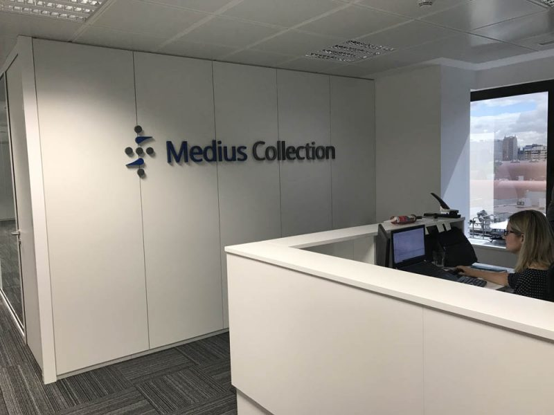 diseño de oficinas para Medius Collection- imagen 2- Office Design