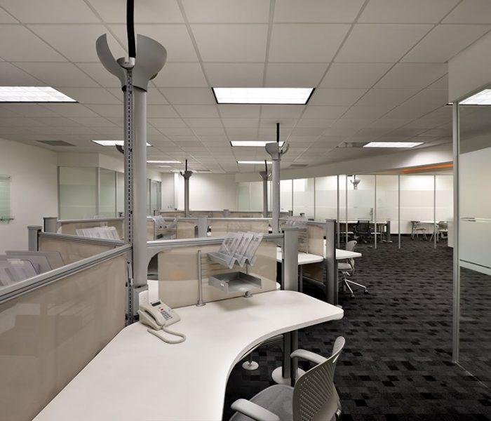 Proyecto de interiorismo para Avanza servicios externalizados - imagen 1 - Office Design