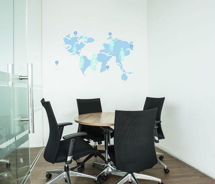 Proyecto de interiorismo para Avanza servicios externalizados - imagen 1b - Office Design