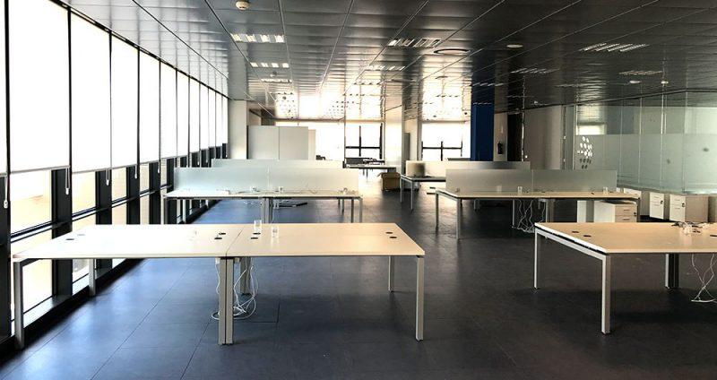 Proyecto de interiorismo para biosearch - imagen 2B - Office Design