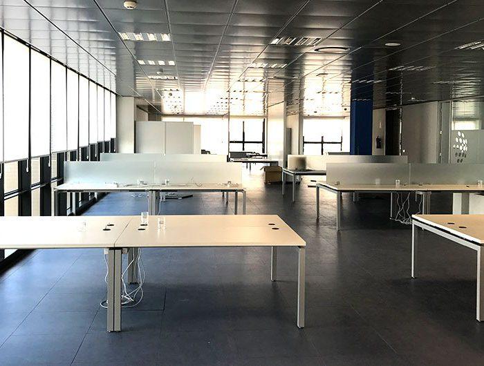 Proyecto de interiorismo para biosearch - imagen 2A - Office Design
