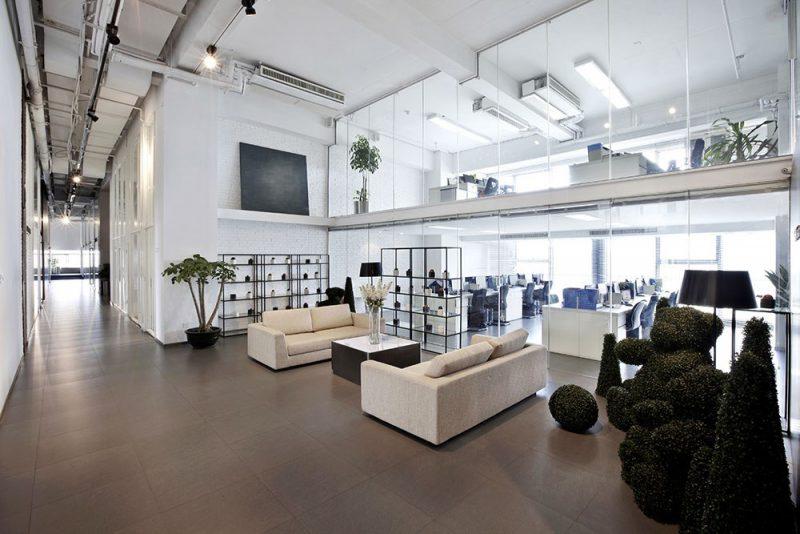 remodelación de interior de casas para Bull España - imagen 1 - Office Design
