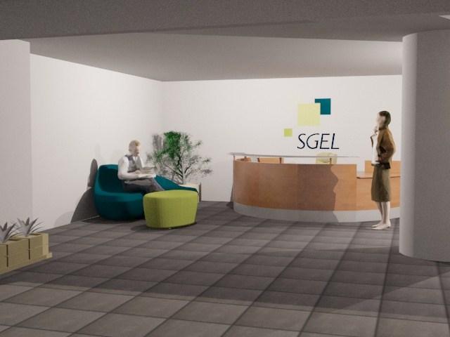 remodelación interiores para SGEL - imagen - Office Design