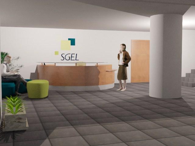 remodelación interiores para SGEL - imagen 1- Office Design