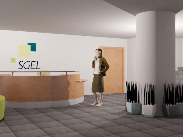 remodelación interiores para SGEL - imagen 3 - Office Design