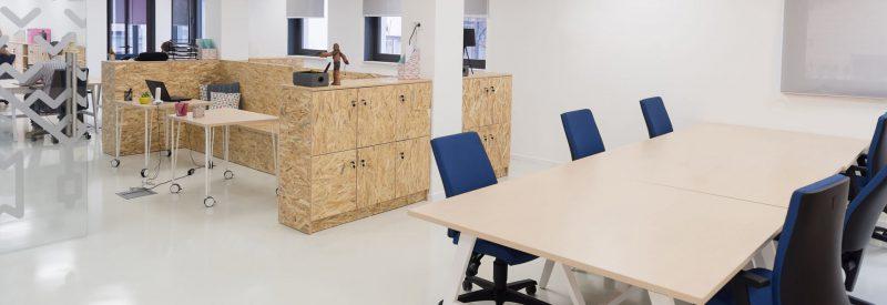 Empresa de consultoría de espacios