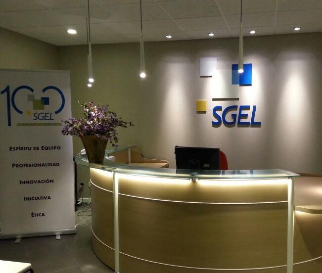 reformas de interiores para SGEL - imagen 1- Office Design