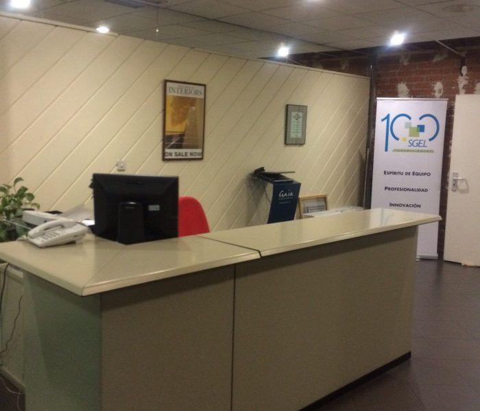 reformas de interiores para SGEL - imagen 5- Office Design