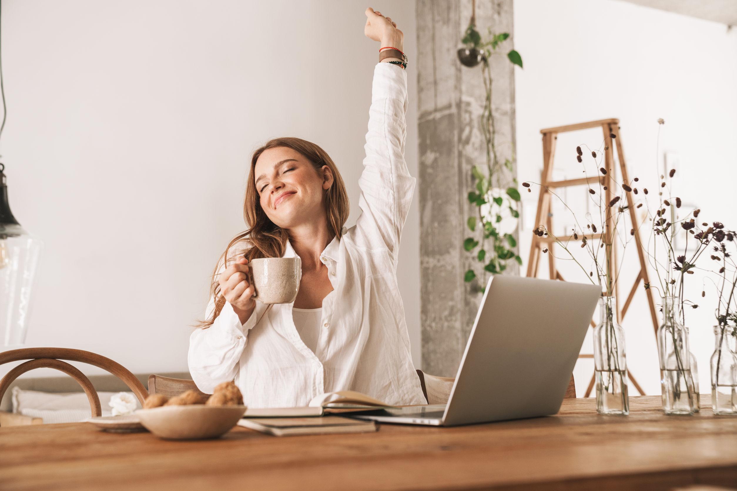 Oficina en casa: Claves para que tu espacio de trabajo sea eficiente