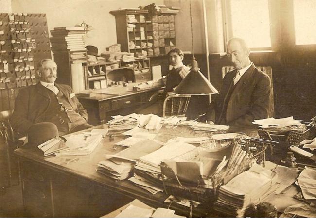 Oficinas antiguas VS Oficinas Actuales (I)